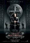 Filmposter The Last Witch Hunter