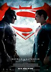 Filmposter Batman v Superman: Dawn of Justice