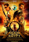 Filmposter Gods of Egypt