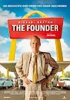 Filmposter The Founder