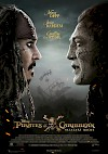 Filmposter Pirates of the Caribbean: Salazars Rache