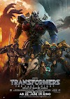 Filmposter Transformers: The Last Knight