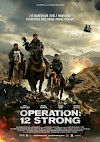 Filmposter Operation: 12 Strong