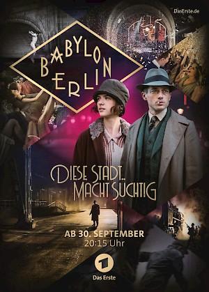 Babylon Berlin 2 Staffel