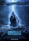 Filmposter Godzilla II: King of the Monsters