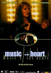 Filmposter Music of the Heart