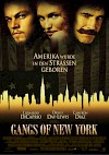 Filmposter Gangs of New York