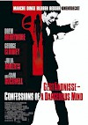 Filmposter Geständnisse - Confessions of a Dangerous Mind