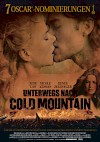 Filmposter Unterwegs nach Cold Mountain