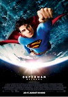 Filmposter Superman Returns