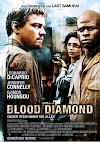 Filmposter Blood Diamond