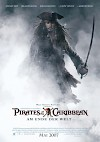 Filmposter Pirates of the Caribbean - Am Ende der Welt
