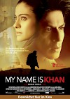 Filmposter My Name Is Khan