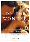 Filmposter To The Wonder