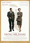 Filmposter Saving Mr. Banks